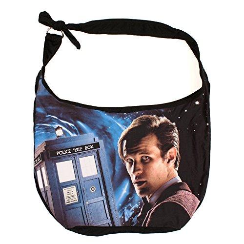 Doctor Who Eleventh Doctor Hobo Bag