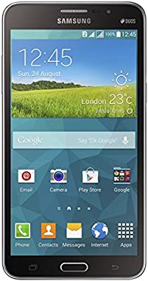 Samsung Galaxy Mega 2 SM-G750H (Brown Black)