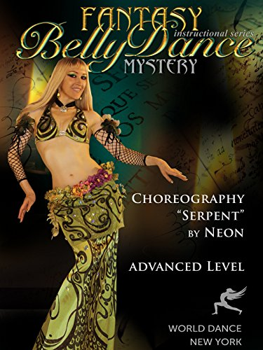 Serpent - Bellydance choreography by Neon - advanced belly dance