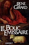Le bouc emissaire (French Edition) (2246267811) by Girard, Rene