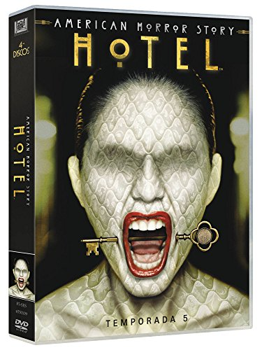 American Horror Story : Hotel - 5ª Temporada [Non-usa Format: Pal -Import- Spain ]