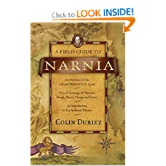 A Field Guide to Narnia by Colin Duriez and Brian Sibley