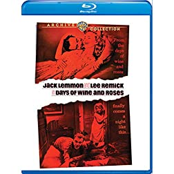 Days of Wine and Roses [Blu-ray]
