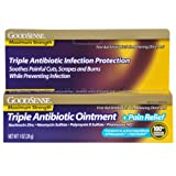 Caring for healing tattoos for Triple antibiotic ointment on tattoos