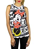 Disney Minnie Mouse Womens Muscle Tank