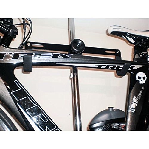 Double Vertical Bicycle Storage Hanger Rack For Garages Or