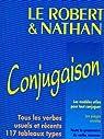 Le robert et nathan, conjugaison par Nathan