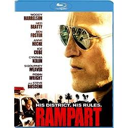 Rampart (Blu-Ray/DVD/Digital Combo Pack)