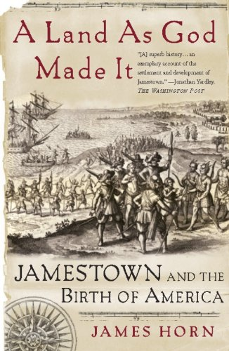 James Horn - A Land As God Made It