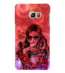 Disko Girl 3D Hard Polycarbonate Designer Back Case Cover for Samsung Galaxy Note 7 : Samsung Galaxy Note 7 N930G : Samsung Galaxy Note 7 Duos