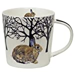 Winter Rabbit Mug in Gift Box