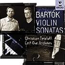 Bart�k: Violin Sonatas
