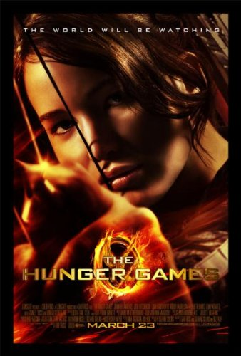 The Hunger Games Katniss Movie Poster