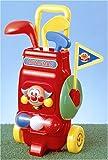 アンパンマン ゴルフカートセット
