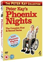 Peter Kay's Phoenix Nights - Series 1 and 2 Box Set [DVD]