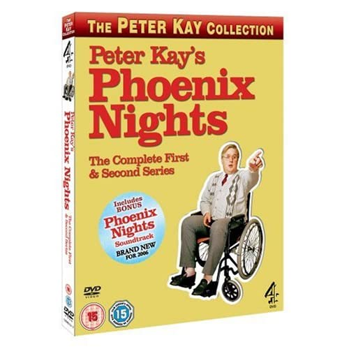Phoenix Nights - Complete Series One and Two