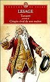 """echange, troc Lesage - Turcaret, suivi de """"Crispin rival de son Maître"""""""
