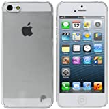 Fosmon SLIM Series Design Crystal Case for Apple iPhone 5 / 5S- (Clear) Fosmon Retail Packaging