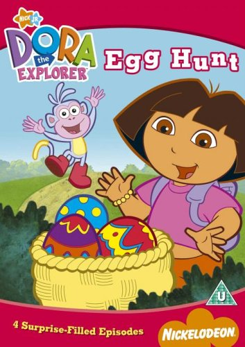 Dora The Explorer - Dora's Egg Hunt [DVD]