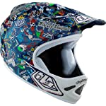 Troy Lee Designs TLD D2 Helmet Bicycle / BMX - History Navy Size Medium/Large (M/L) *LIMITED EDITION* / 0311-0809