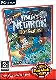 PC Fun Club: Jimmy Neutron Boy Genius (PC CD)