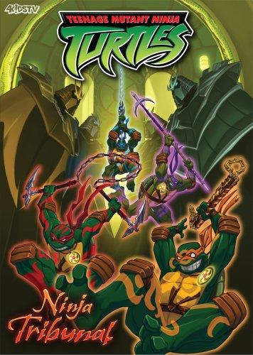 Teenage Mutant Ninja Turtles: Ninja Tribunal [DVD] [Import]