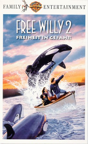 Free Willy 2 - Freiheit in Gefahr [VHS]