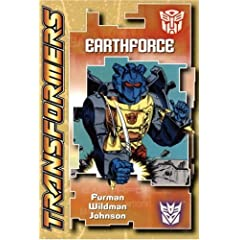 Transformers: Earthforce (Transformers Digest Size (Titan) (Graphic Novels))