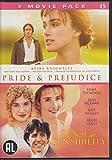 Sense and Sensibility + Pride & Prejudice (2 DVD Box Set)