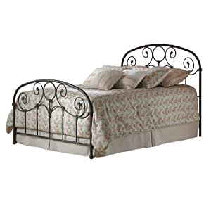 Fashion Bed Group Grafton Queen Size Bed in Rusty Gold Finish