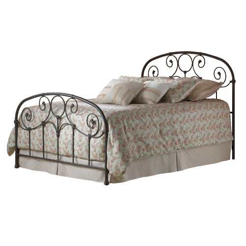Metal King Size Beds 5295 front