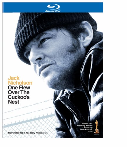 Cover art for  One Flew Over the Cuckoo's Nest: UCE (BD) [Blu-ray]