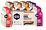 GU Energy Gel Mixed Flavors 24 pckts