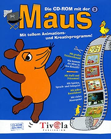Die CD-ROM mit der Maus 3