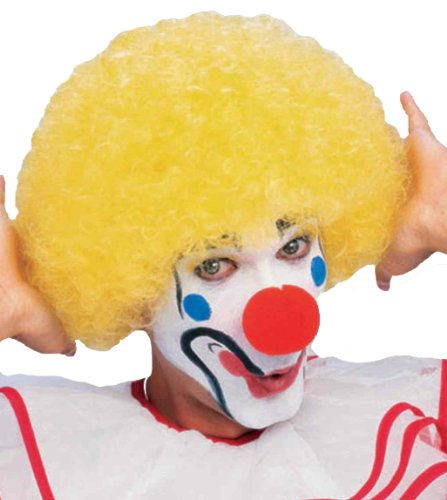 Forum Costume Party Afro Clown Wig