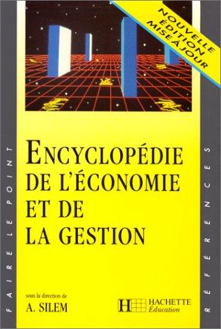 Encyclopédie de l'économie et de la gestion