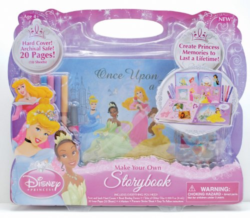 Horizon Group USA Disney Princess Storybook - 1