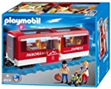 Playmobil - 4124 - Train Radio-command� -  Voyageurs  +  Wagon