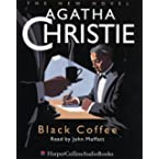 Book Review on Black Coffee: Unabridged by Agatha Christie