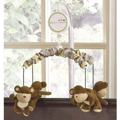 Monkey Crib Mobiles