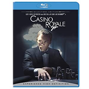 Casino Royale (Collector's Edition + BD Live) [Blu-ray]