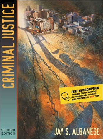 Criminal Justice (with Interactive Companion Website Access Card) (2nd Edition)