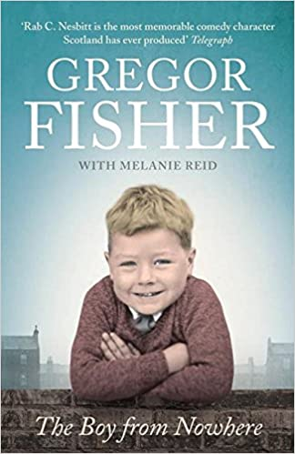 gregor fisher edinburgh