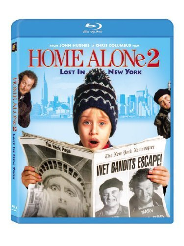 Home Alone 2: Lost in New York [Blu-ray] by 20th Century Fox (Home Alone 2 Blu Ray compare prices)