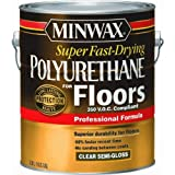 Minwax 13024 VOC Fast Drying Polyurethane For Floor