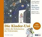 Hat der Weltraum eine Tür?: Die Kinder-Uni erklärt die Geheimnisse des Universums - Ulrich Janßen, Klaus Werner