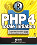 PHP 4 totale initiation