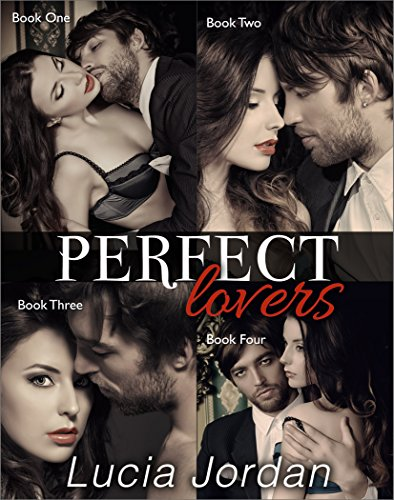 Lucia Jordan - Perfect Lovers - Complete Collection (English Edition)