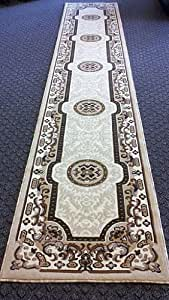 Amazon Com Traditional Rug Long Hall Runner 32 In X 15 Ft