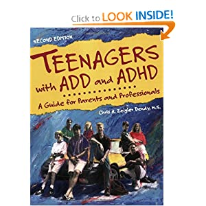 Download book Teenagers with ADD and ADHD: A Guide for Parents and Professionals